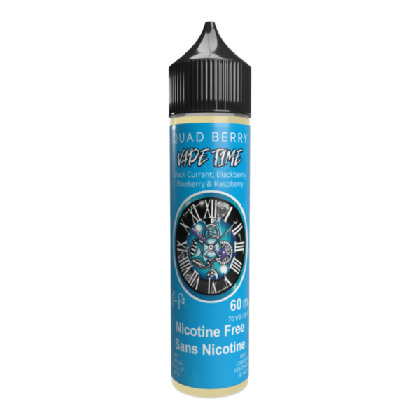 Quad Berry by Vape Time