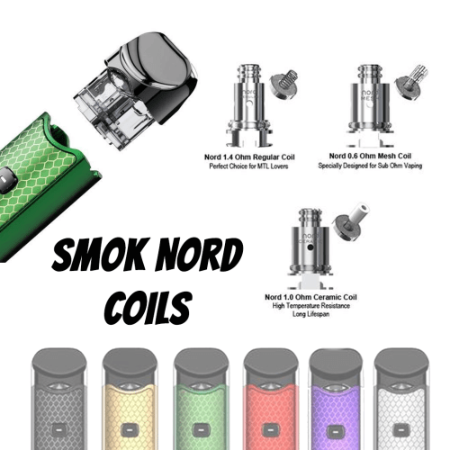 Nord Coils by Smok